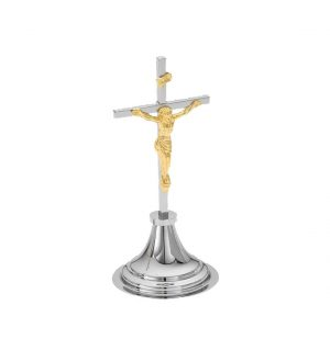 Crucifixo de Mesa 19cm-0