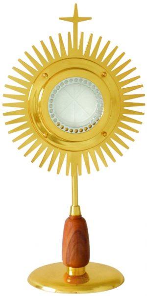 Ostensório Sol LC Ref. 638-0