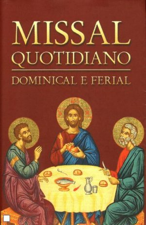 Missal Quotidiano Dominical e Ferial-0