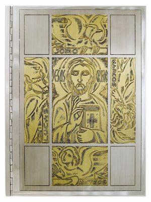 Capa de Evangeliário Ref. 2701 - Bizantina-0