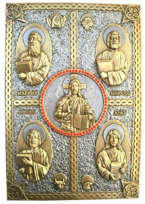 Capa de Evangeliário Ref. 2702 - Veneziana-0