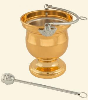 Caldeira Dourada com Aspersório 700-0