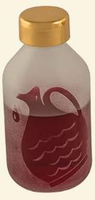 Vidro Jateado Vinho-0