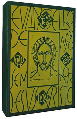EVANGELIÁRIO VERDE - EDIÇÃO LUXO-0