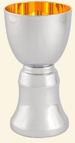 Cálice Dourado Interno 8110-0