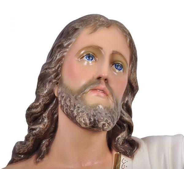 IMAGEM CRISTO RESSUSCITADO RESINA 110CM-1955