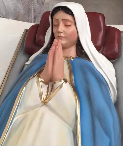 NOSSA SENHORA DA BOA MORTE 108 CM-1995
